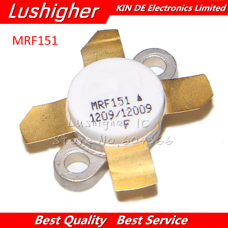 MRF151G MRF 151G FET RF 2N-CH 50V 300W 375-04 Free ShippingMRF151G MRF 151G FET RF 2N-CH 50V 300W 375-04 Free Shipping