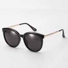 New Summer Fashion Oversized Round Sunglasses Unisex Women Men Mirrored Lens Metal Frame Sun Glasses Oculos Feminino