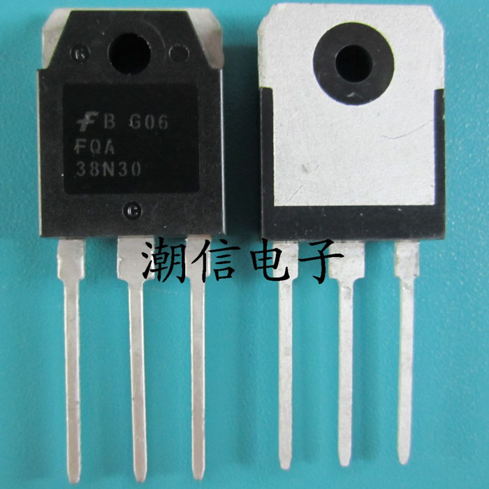 Free shipping 5pcs/lot FQA38N30 (38N30) TO-3P new original free shipping 100% new original 5pcs lot hgtg30n60a4d 30n60a4d hgtg30n60 30n60 600v smps series n channel igbt