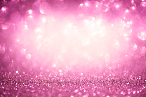 Pink glitter bokeh photo studio background made of thin for Cheap glitter wallpaper