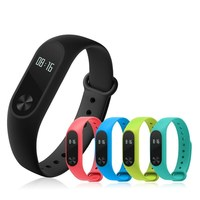 Smart band M2 Bluetooth4.0 Waterproof IP67 Smart Bracelet Heart Rate Monitor Sleep monitor Wristband for Android iOS