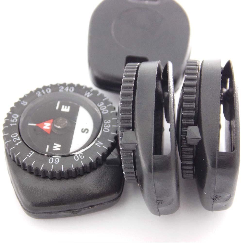 Портативный мини точный мини клип компас практичный направляющий для кемпинга, туризма, Северной навигации, кнопка выживания, дизайн компа...