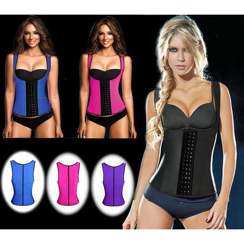 Slim Ladies Slimming Shapewear Adjustable Straps Body Shaper Waist Shapers Firm Postpartum Recover Corset Girdle Fitness