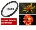 RISE (ВЕЛИКОБРИТАНИЯ) 40.5 мм 46 мм 49 мм 52 мм 55 мм 58 мм 62 мм с Близкого Расстояния + 2 Макро Объектив Фильтр для Nikon Canon SLR DSLR Камеры Бесплатная Доставка