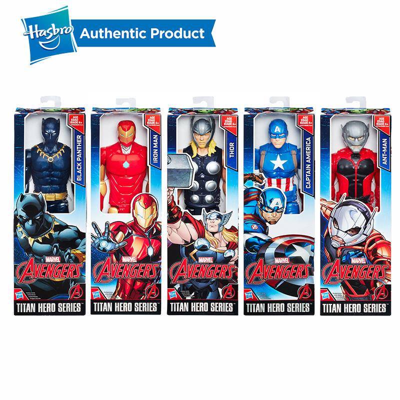 New Marvel Avengers Titan Hero Series 12 inch Ant-Man Action Figure