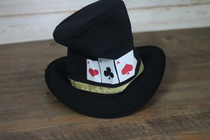 Image 2 - Disfraz de magia Mago para niños, Cosplay, Cosplay, Carnaval, Cosplay en vivo, Tops/pantalones/sombrero de papel alto para niños de 7 a 9 años