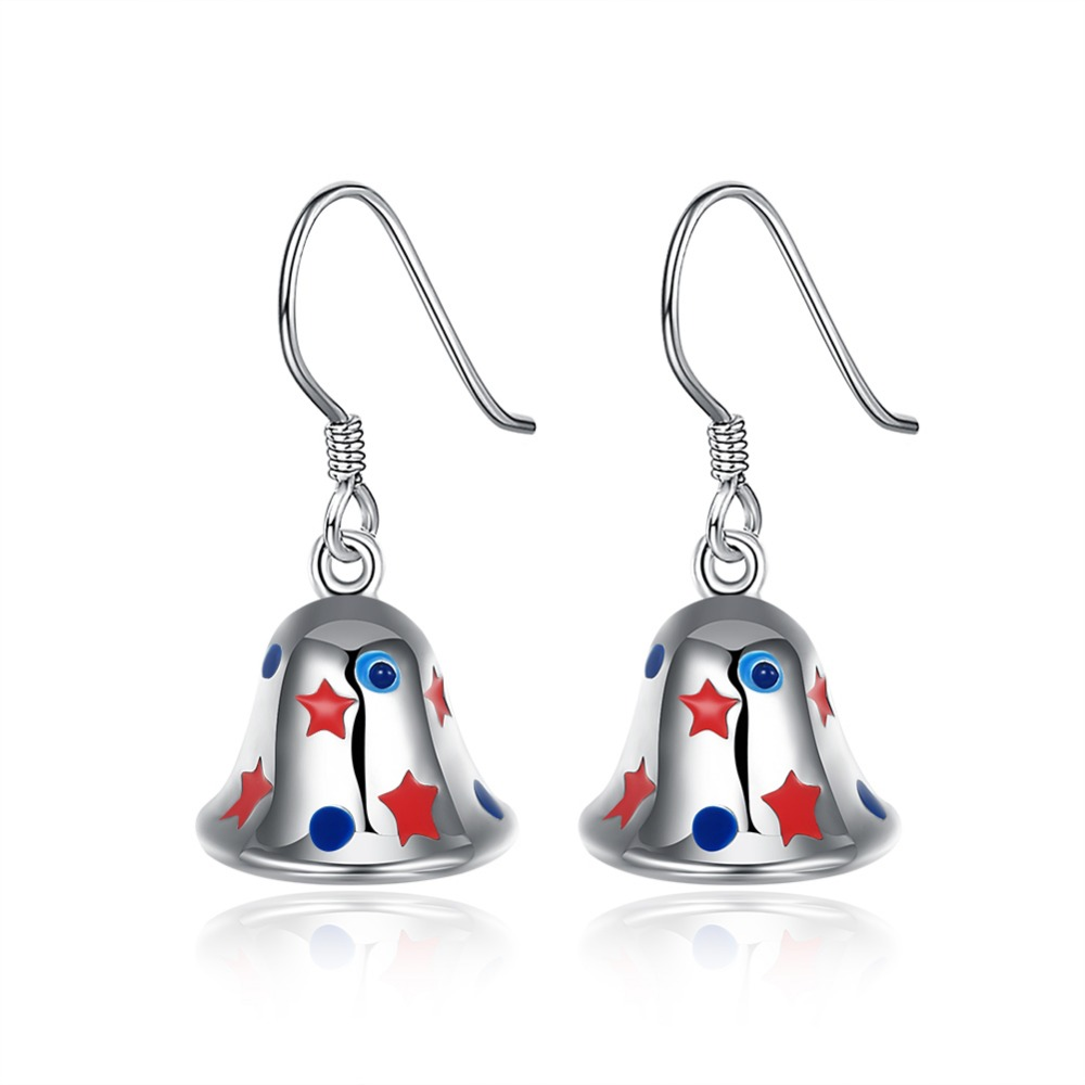 christmas bell earrings promotion shop for promotional christmas