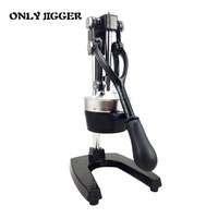 ONLY JIGGER Juicer Lemon Orange Squeezers Stainless Steel Manual Hand Press Juicer Squeezer Citrus Fruit Juice