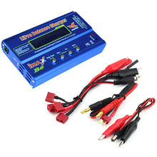 цена на IMAX B6 MINI Battery Balance Charger Discharger for RC Helicopter-Pico NIMH / NICD LCD Smart Battery Charger  AC to DC adaptor