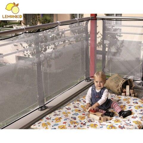 Free shipping Babysafe safety rope balcony protection net child safety net stair protection net