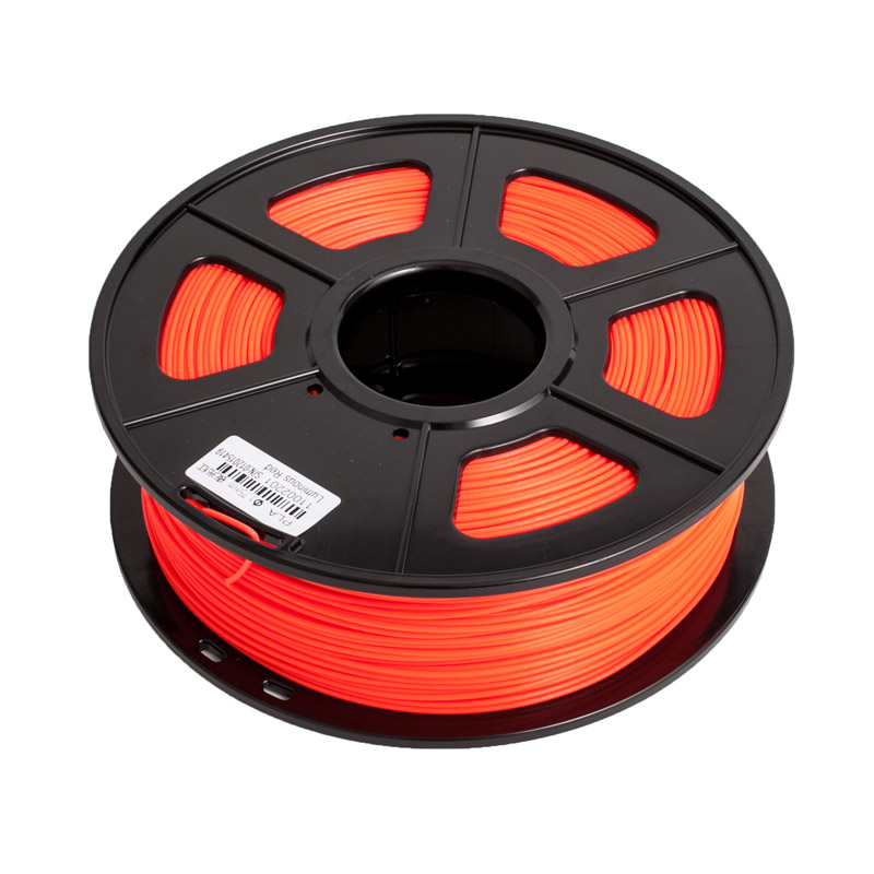 Unique Malloom ABS 1 75 3 00mm Fluorescence Filament ABS Modeling Stereoscopic For 3D Drucker Printer