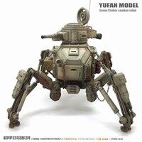 Yufan Model 1/35 Resin Soldier Model Kit Originally Created Armor Sky Tank Robot YFWW 1835