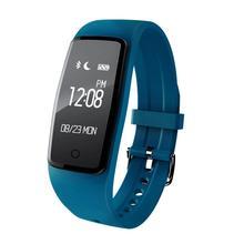 HL 2017 S1 Heart Rate Monitor Smart Bracelet Sport Data Record GPS Anti-lost Watch  fe21  E22