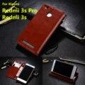 Xiaomi redmi 3 s 3x titular do cartão caso capa para o xiaomi redmi 3 s pro prime telefone estojo de couro pu carteira aleta cobrir