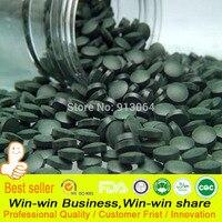 Export Standard Quality Anti Fatigue Anti Radiation Enhance Immune Green Natural Spirulina Tea Tablet Have Rich