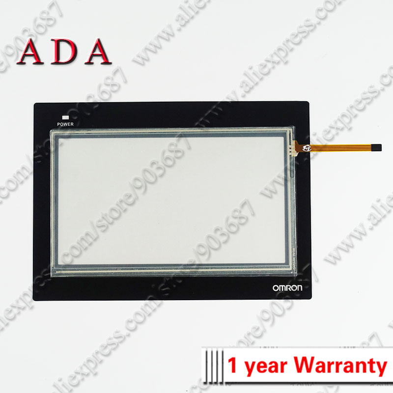 NB7W TW01B Touch Screen Panel Digitizer for OMRON NB7W TW01B Touch Glass Panel and Overlay Protective