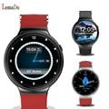 Iqi lemado i4 smart watch bluetooth/gps/wifi 512 mb + 8 GB Reloj Monitor de Ritmo Cardíaco Reloj Podómetro Teléfono PK LEM5 KW88