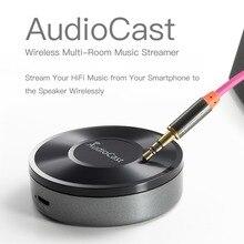 Audiocast M5 Airplay WiFi Music Speaker Radio Wireless wifi Audio Receiver Spotify Sound Streamer Support DLNA free shipping