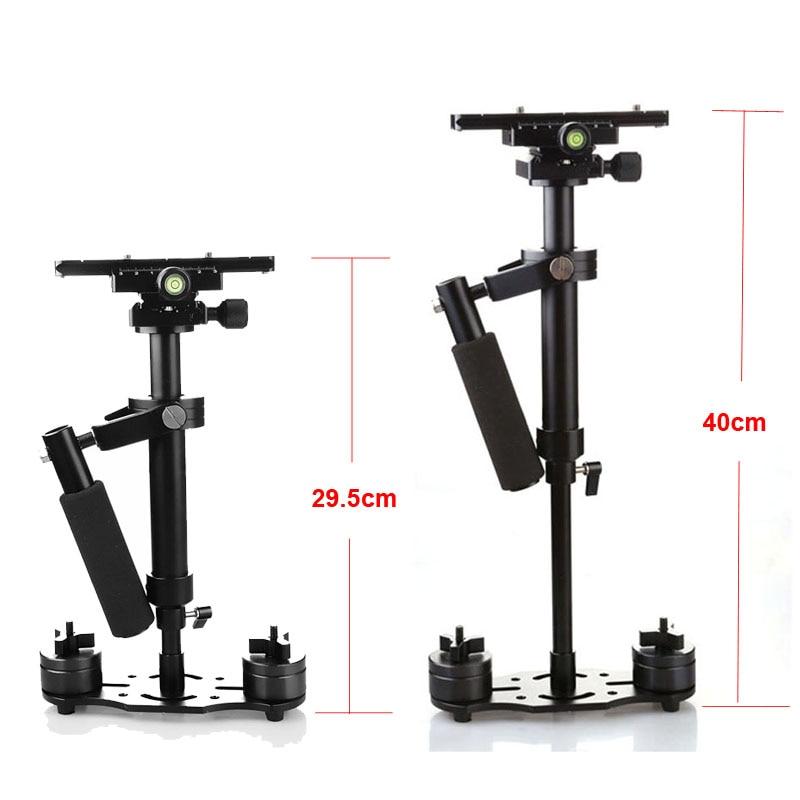 DHL novi S40 + 0.4M 40CM Ručni Steadycam stabilizator za - Kamera i foto - Foto 3