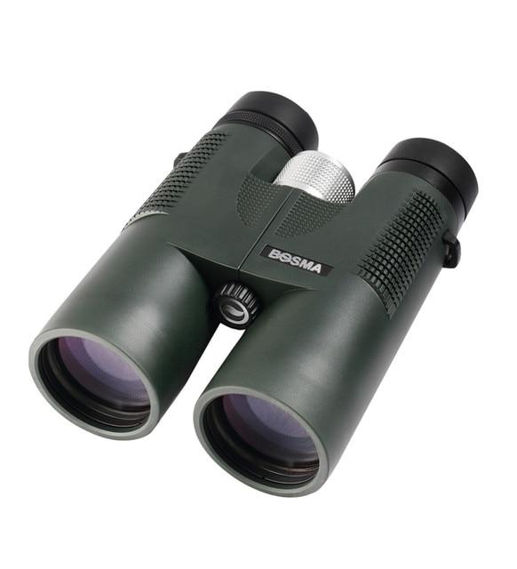 Cheap New BOSMA NIMROD Multi-coated HD BaK4 Roof Prism Fogproof 10X50 Binoculars for Outdoor Sports Hiking Camping Birding