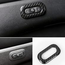 ABS Bicromato di Potassio Per Jeep Grand Cherokee 2014 2015 2016 2017 Seggiolino Auto pulsante di memoria Finiture di Copertura Car Styling Accessori