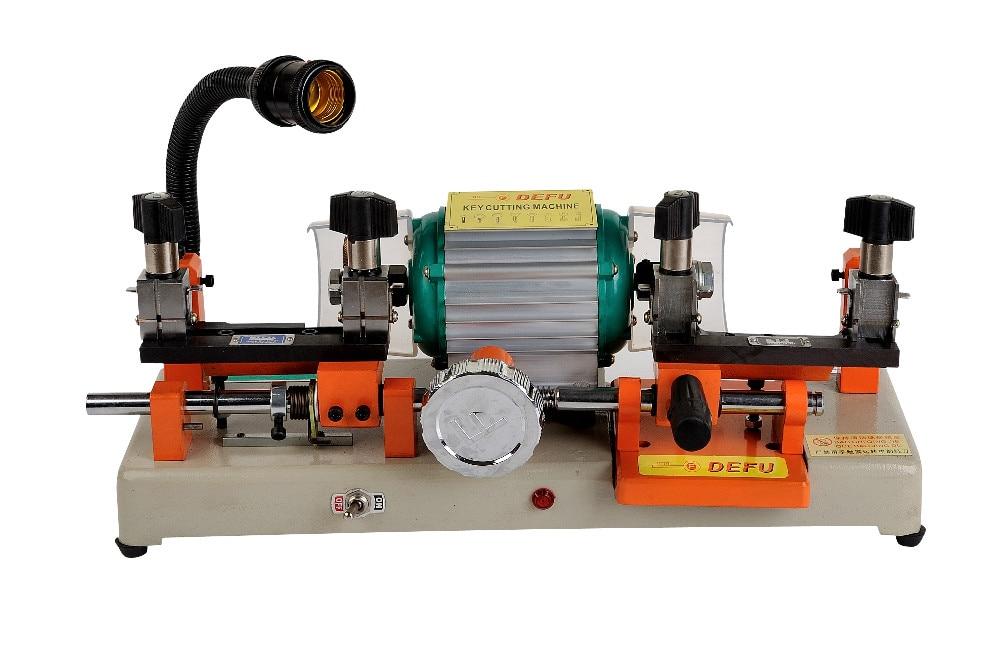 defu 238bs key cutting machine key abloy machine key cut locksmith cutting machine 110V 220V