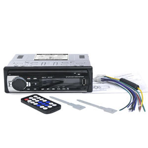 Audio-Player Receiver Car-Stereo Bluetooth Universal In-Dash Sd/usb-Port Radio New FM