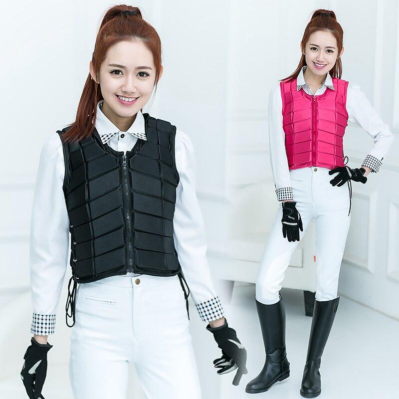 Horsemanship equestrian armor vest protective vest with vest protective vest