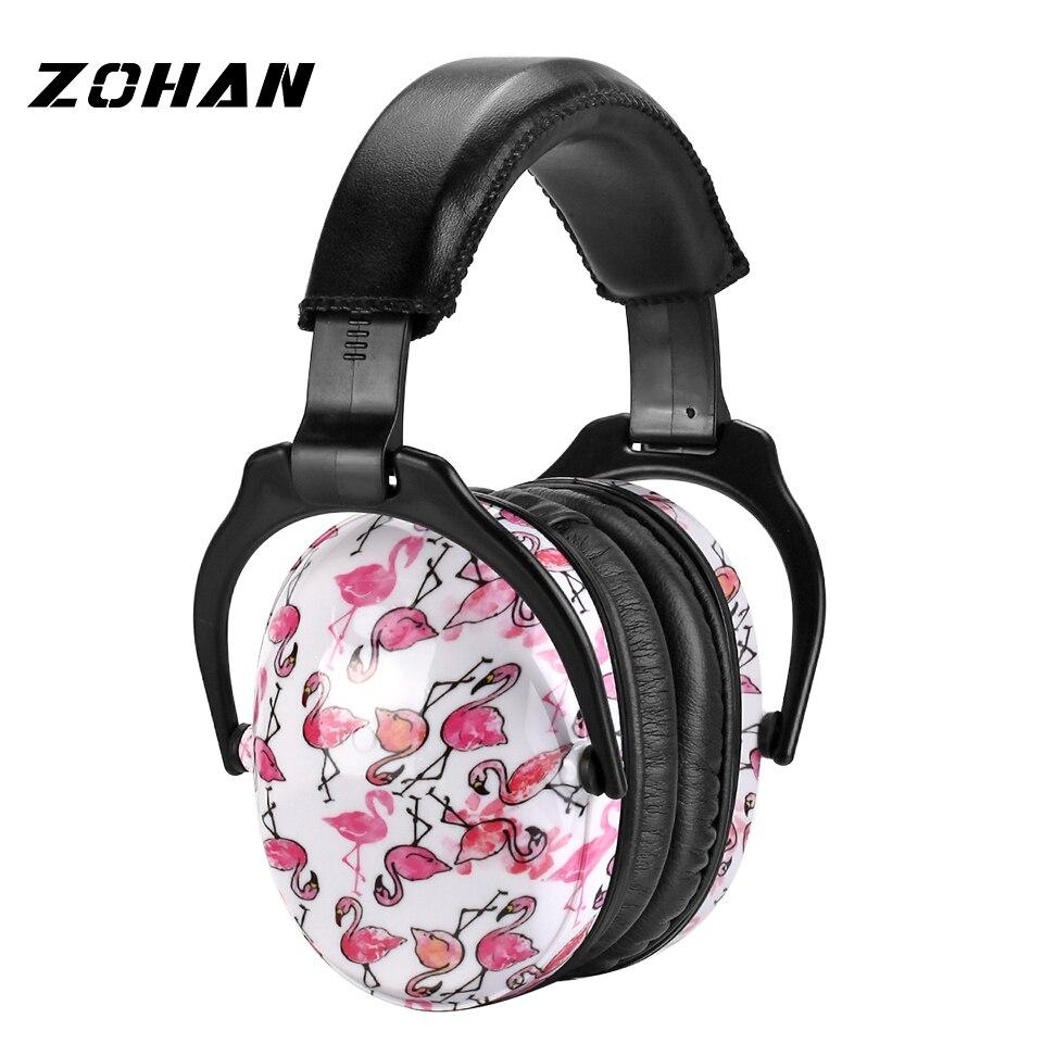 Защита ушей ZOHAN для детей, защита ушей, шумоподавление, защитные средства защиты органов слуха для детей ясельного возраста-2