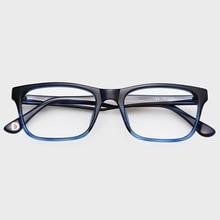 Mode-Design Große Rahmen der Optischen Gläser Frauen Männer Runde Brillen Rahmen