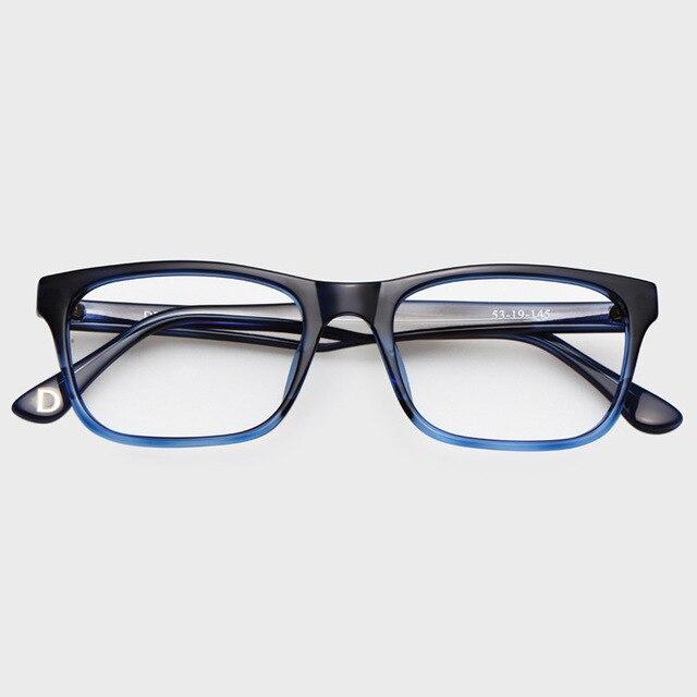Fashion Design Large Frame Optical Glasses Women Men Round Eye Glasses Frame