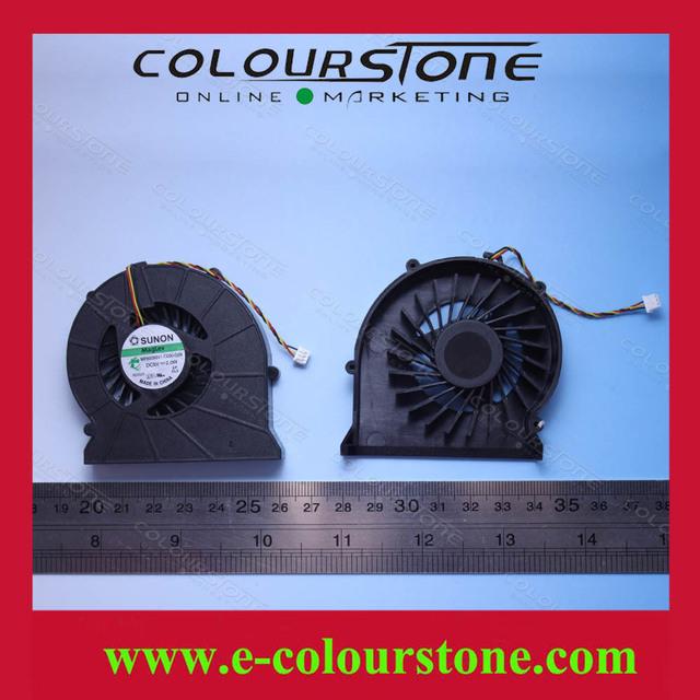 CPU Ventilador portátil Para MSI VR600 VX600 MF60090V1 Frete Grátis