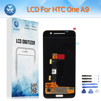 Best LCD Screen For HTC One A9 LCD Display Touch Digitizer Glass Frame Assembly Pantalla Black