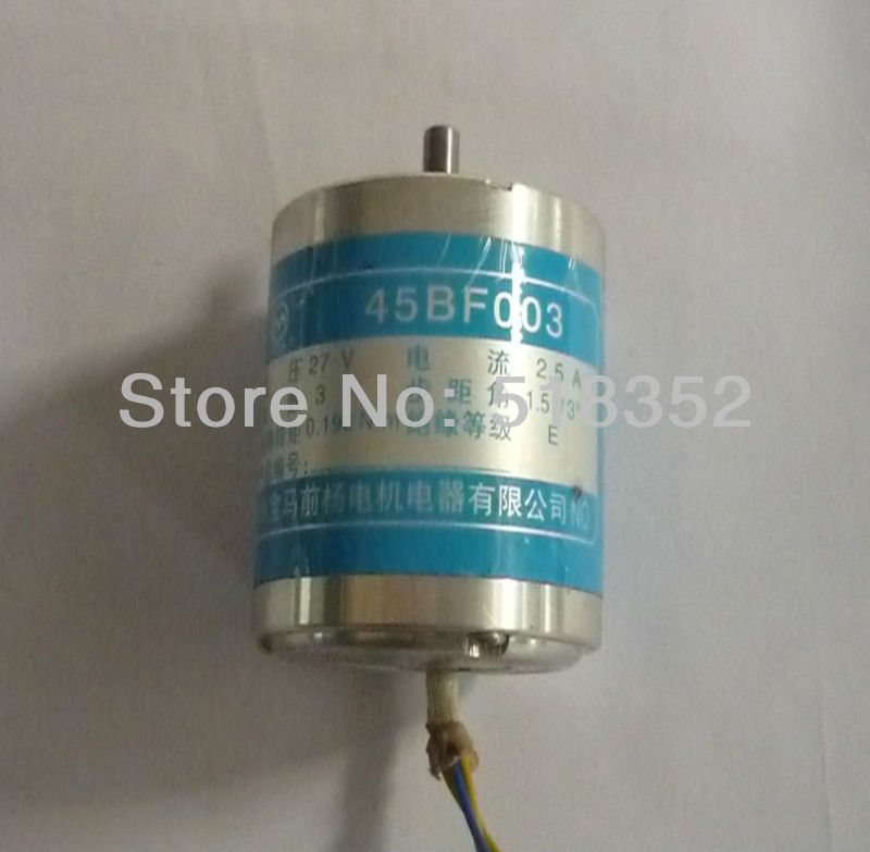 45BF003-2  27V 2.5A  3 Phases 0.196N.m Stepper Motor Drive for EDM Drilling Machine entity one color couture 7131 cabernet ball gown