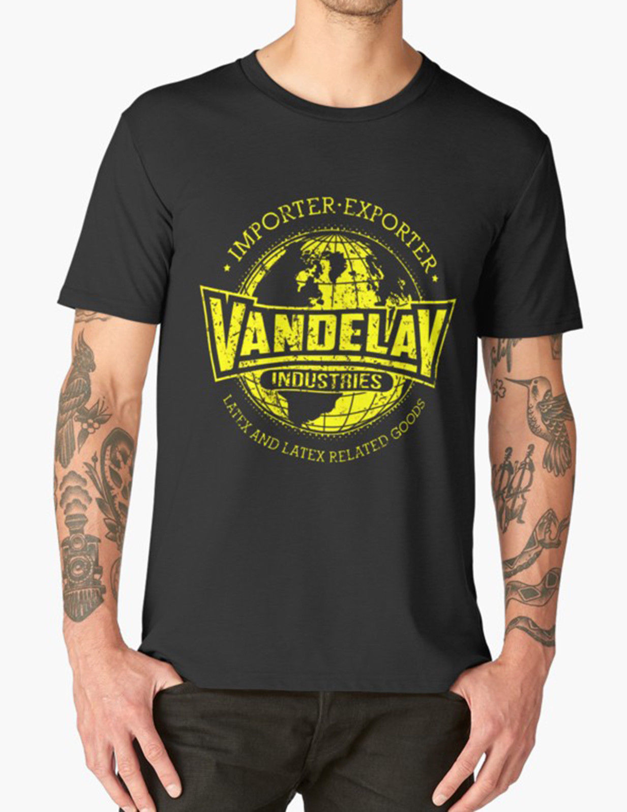Seinfeld T Shirt Vandelay Industries In Shirts From Mens Clothing Accessories On Aliexpress