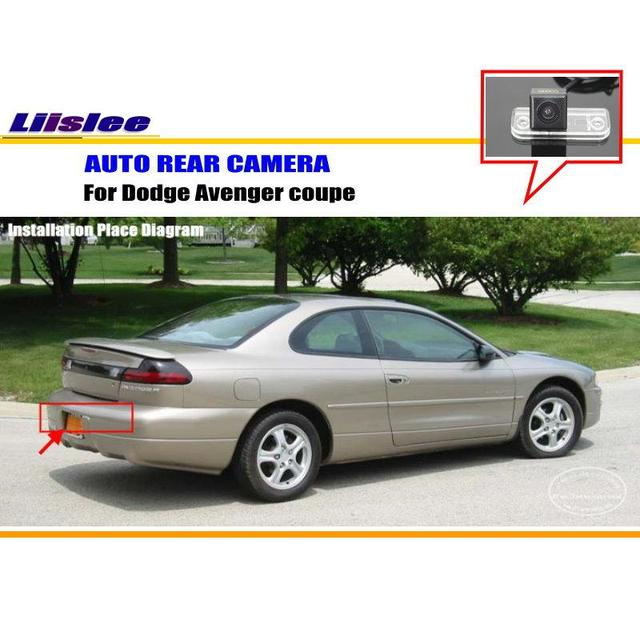 LiisleeFor Dodge Neon SRT 4 / Charger / Verna / Avenger Coupe   Car Rear