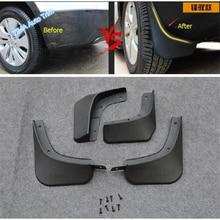 Lapetus Car Styling Mudguards Mud Flap Flaps Splash Guards Fender Protection Cover Kit Fit For Suzuki SX4 S-cross 2014 - 2018