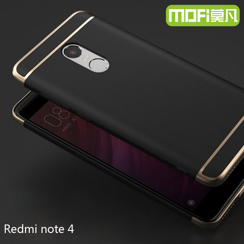 xiaomi redmi note 4 case hard cover xiomi red mi note4 pro prime 64gb funda xaomi