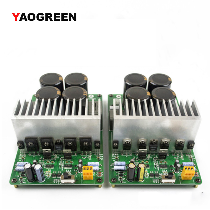 IRAUD2000 Class D Amplifier Board Finished Board / High power 2000W IRS2092S Digital Power Amplifier Board pqd6 q48 s15 d power supplies board mount mr li