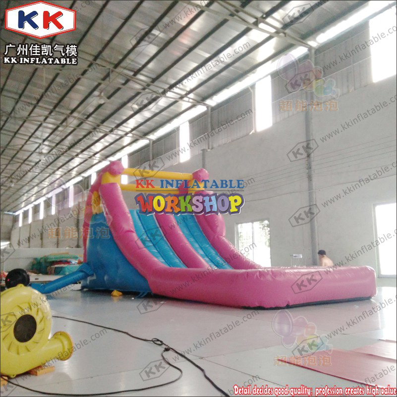 Family Backyard Small Water Park Small Inflatable Children's Water Slide