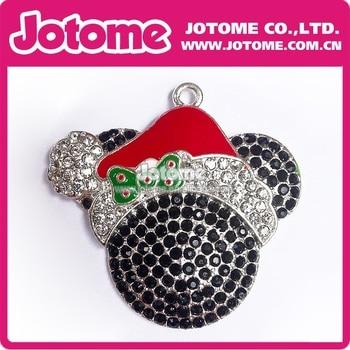 Wholesale New Hot Sale Fashion Crystal Rhinestone Pendant / Button / Brooch, Free Shipping