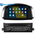 Android 4.4 Car Multimedia For Renault Koleos Touch Screen Radio DVD GPS Navigation Sat Navi Audio Video S160 System