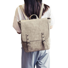 Women's High Quality PU Backpack