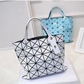 Women's handbags, Ms. folding bag, a single room Quilted handbag, Women fashion casual handbag shoulder messenger bag