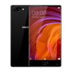 100% Original DOOGEE MIX Smartphone Android 7.0 Dual Cameras 5.5Inch AMOLED MTK Helio P25 Octa Core 6GB+64GB LTE 3380mAh 16.0MP