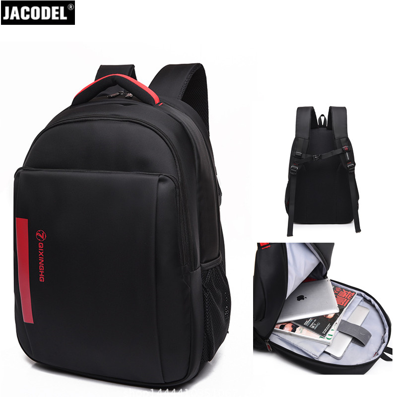 Jacodel 18 inch Waterproof Large Backpack Computer Bag for 17.3 inch Laptop Business Travel Backpack for 17.3 inch Notebook Bags jacodel 2017 business 15 inch laptop bag computer backpack bags for men women school bag backpack for teenagers travel bags case