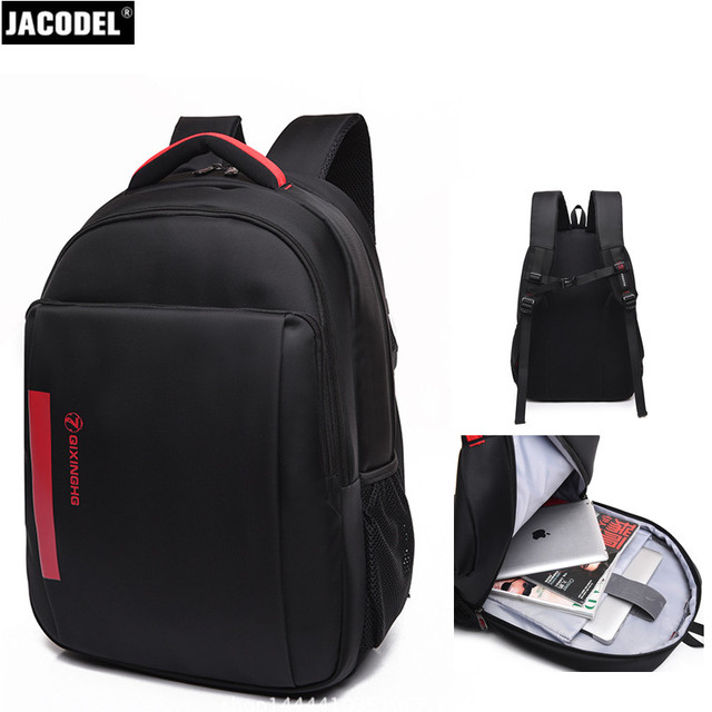 Jacodel 18 Inch Waterproof Large Backpack Computer Bag For 17 3 Laptop Business Travel