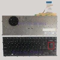 NEW Sweden FOR Samsung NP900X4 NP900X4B NP900X4C NP900X4D SW Laptop Keyboard Backlit Without Frame