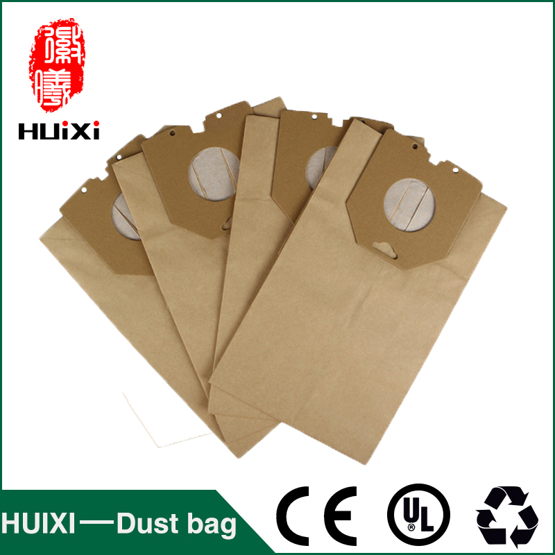 50mm Vacuum Cleaner Paper Dust Bag And Filter Bag With High Quality For HR8700-HR8899 HR6300-HR6320 etc 50pcs high quality adaptation sanyo chunhua vacuum cleaner accessories dust bag garbage paper bag xtw 80 zw80 936