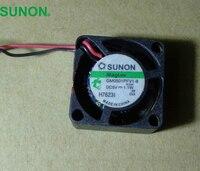 SUNON 5 В 0.9 Вт gm0501pfv1-8 магнитной левитации 2010 2 см 20 мм DC 5 В охлаждения небольшой вентилятор